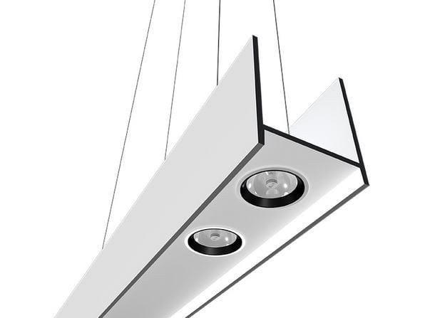 Modular lighting profile USP 09 18 25 | Lighting profile for downlights - FLOS