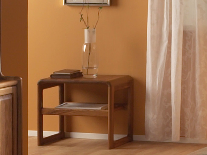 Coffee table with integrated magazine rack 8414 | Coffee table - Dyrlund