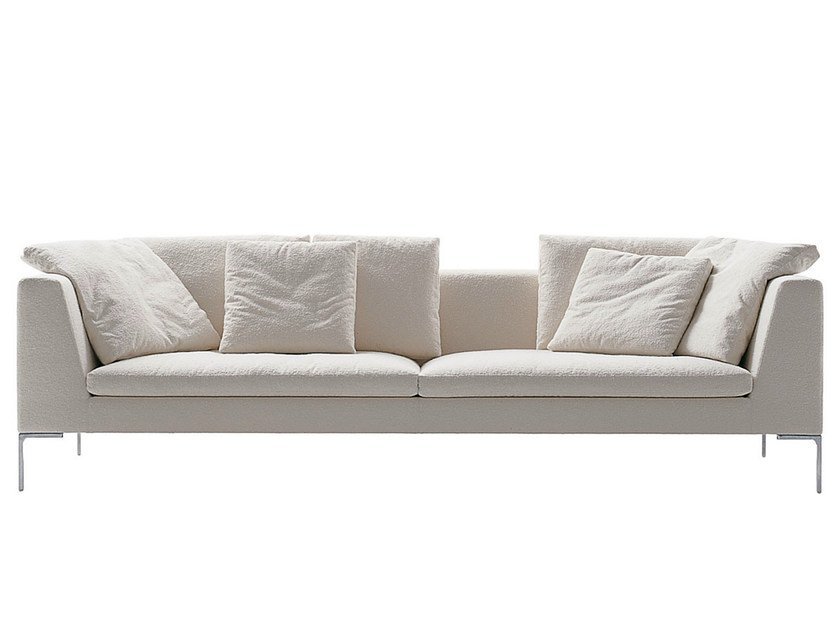 charles large sofa by b b italia design antonio citterio. Black Bedroom Furniture Sets. Home Design Ideas