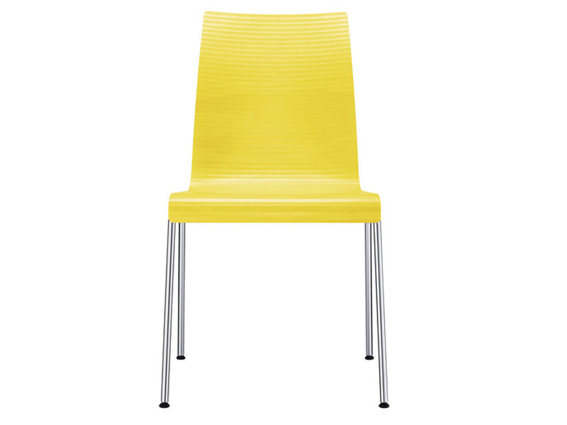 Stackable lacquered chair PRIME | Chair - Brunner