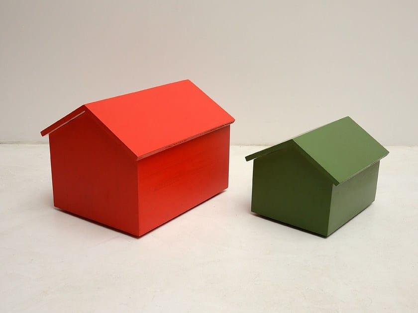 Toy storage box RANGEMENT MAISON - Compagnie