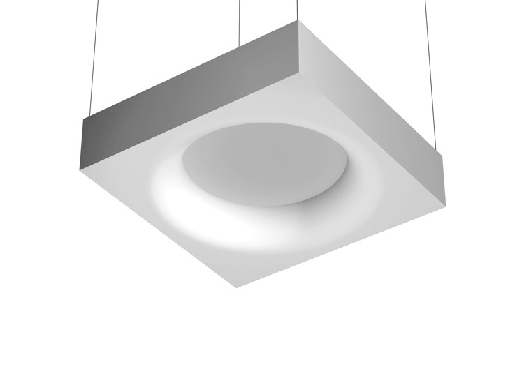 Fluorescent pendant lamp USL 1000 - FLOS