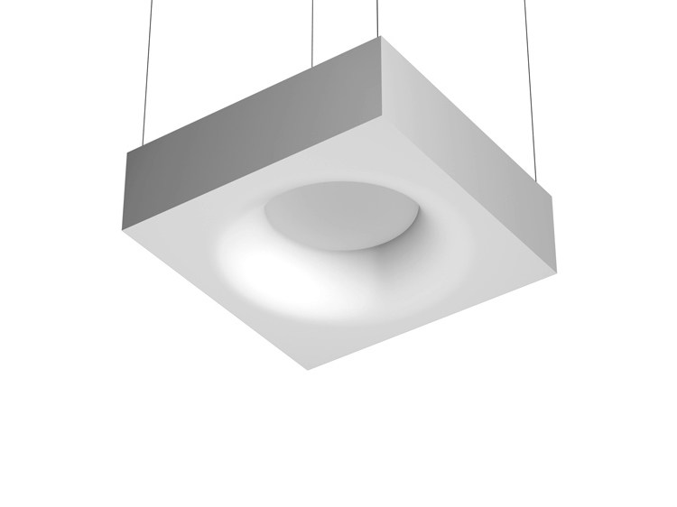 Fluorescent pendant lamp USL 800 - FLOS