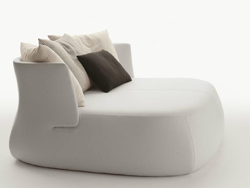 2 seater relaxing fabric sofa FAT SOFA | Relaxing sofa by B&B Italia
