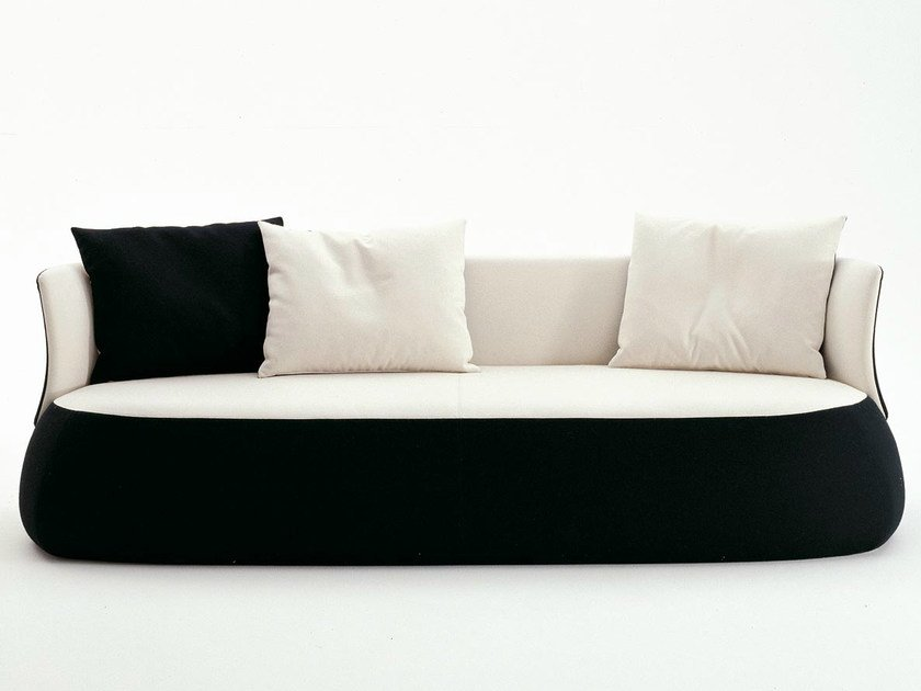 divano in tessuto fat sofa divano b b italia. Black Bedroom Furniture Sets. Home Design Ideas
