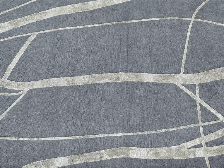 Handmade rug GRAPHIC PEBBLE - Deirdre Dyson