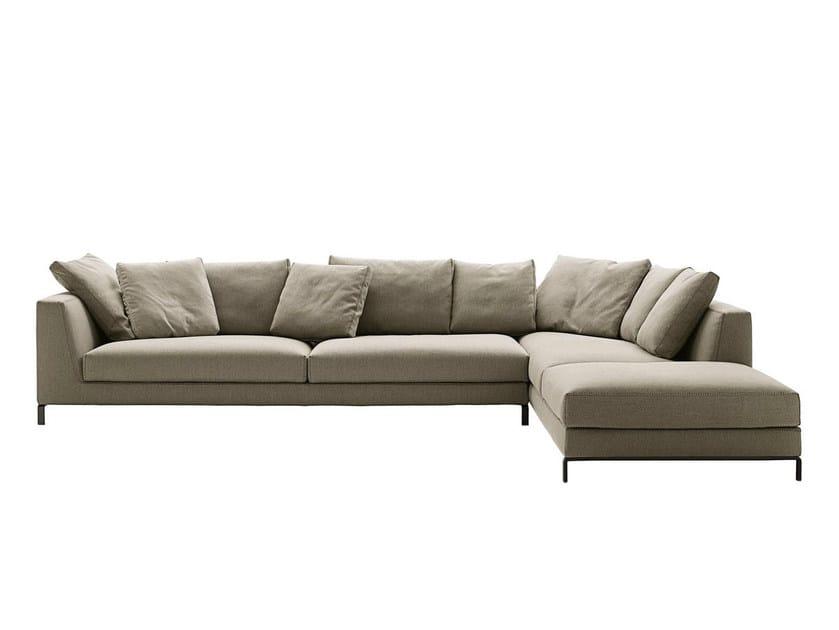 Emejing divano angolare componibile contemporary for Divano xxl conforama