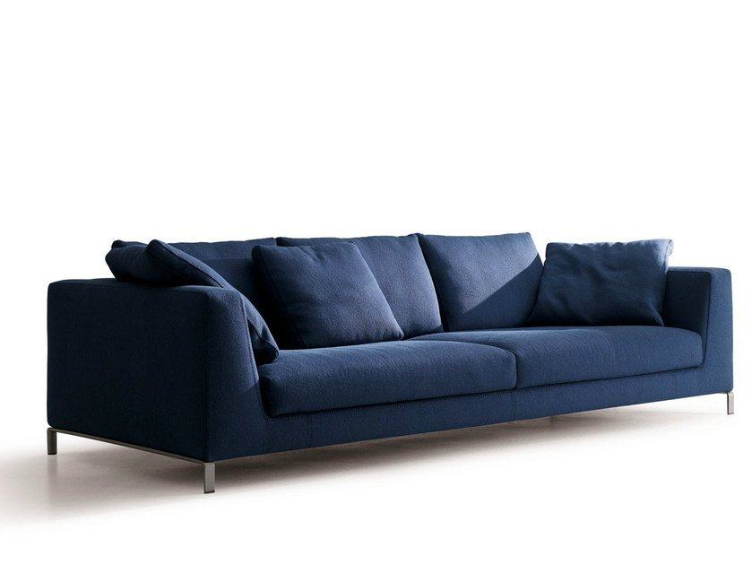 3 seater fabric sofa RAY | Sofa - B&B Italia