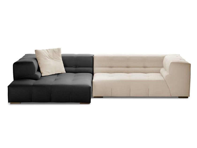 Divano angolare componibile in tessuto tufty too divano - Divano componibile angolare ...