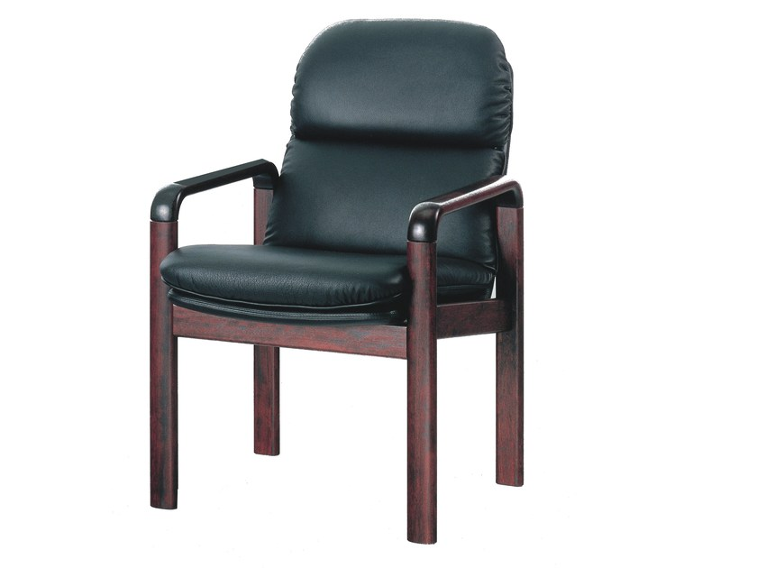Armchair with armrests 8594 | Armchair - Dyrlund