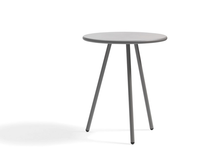 MDF coffee table / garden side table KAFFE | High side table - Blå Station
