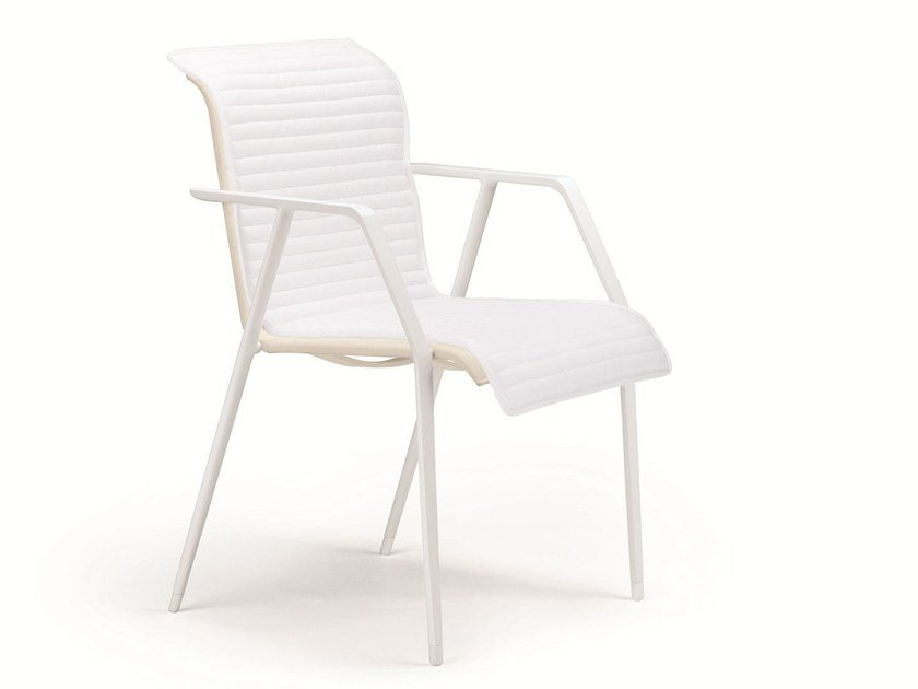 Garden chair with armrests WA | Garden chair - Dedon