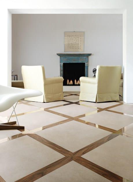rev tement de sol mur en gr s c rame effet b ton memories by ceramica santagostino. Black Bedroom Furniture Sets. Home Design Ideas