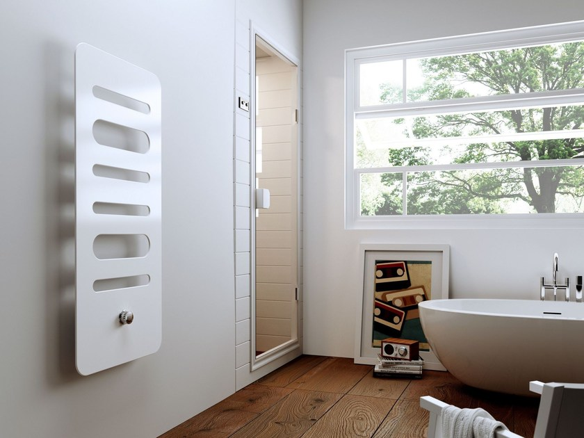 Wall-mounted panel radiator GIULY by CORDIVARI