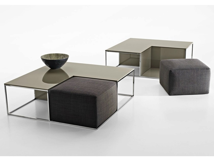 Pouf / coffee table AREA - B&B Italia