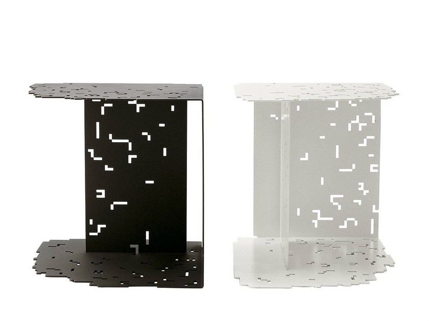 Plate coffee table DIGITABLE - B&B Italia