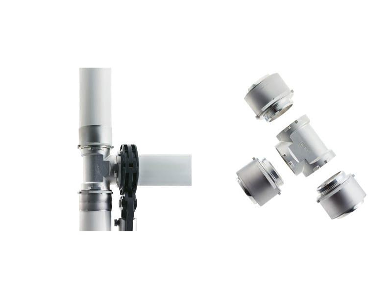 Tubos y piezas especiales para la red de fontaner a mlc by for Tubos de fontaneria