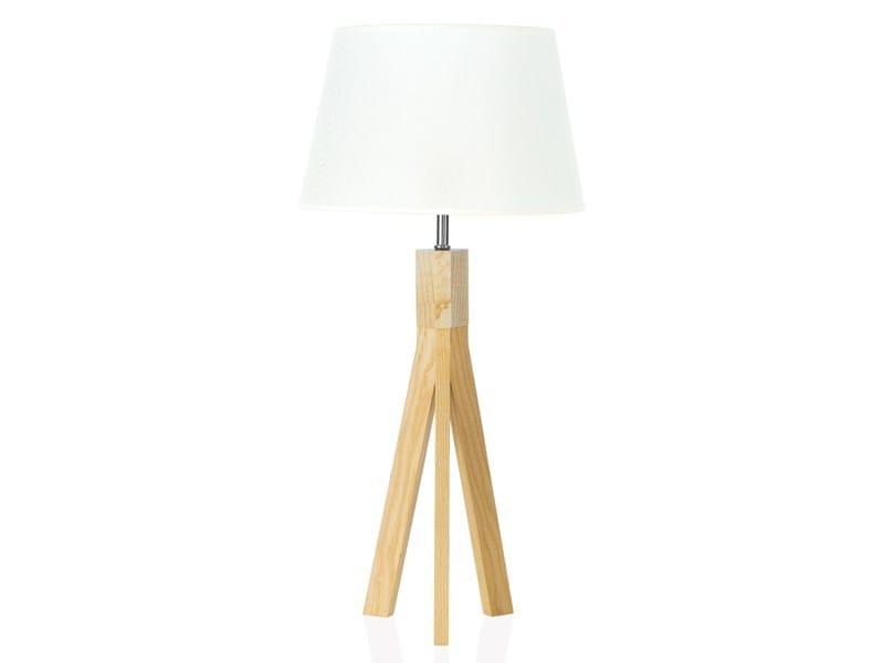Ash table lamp SVEN TL - ENVY