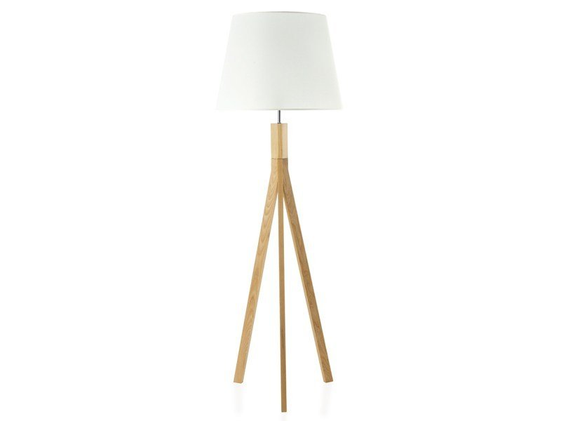 Ash floor lamp SVEN FL - ENVY