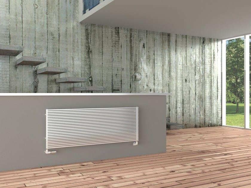 wandmontierter warmwasser heizk rper karin vx or by cordivari. Black Bedroom Furniture Sets. Home Design Ideas