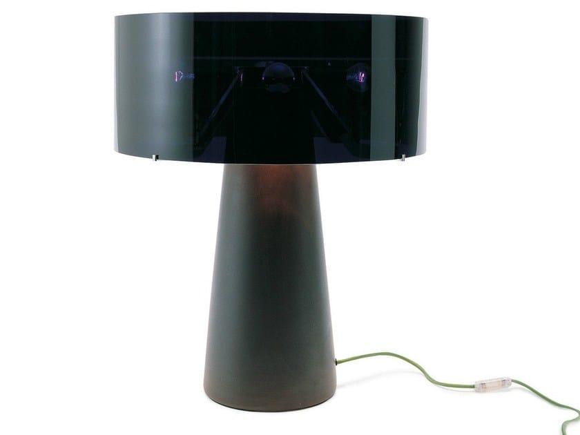 Blown glass table lamp ABAT-JOUR - B&B Italia