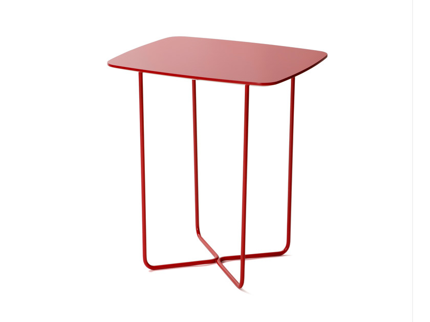 Low PC side table BONDO | PC coffee table by Inno Interior Oy