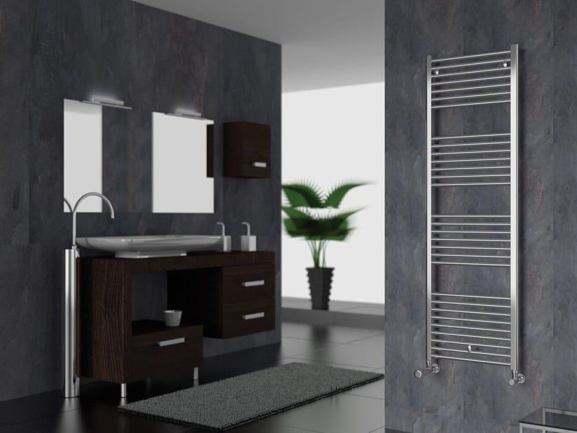 Chrome towel warmer LISA® 25 - CORDIVARI
