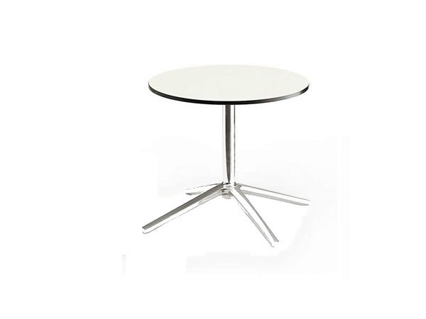 Round coffee table with 4-star base COSMOS | Coffee table - B&B Italia Project, a brand of B&B Italia Spa
