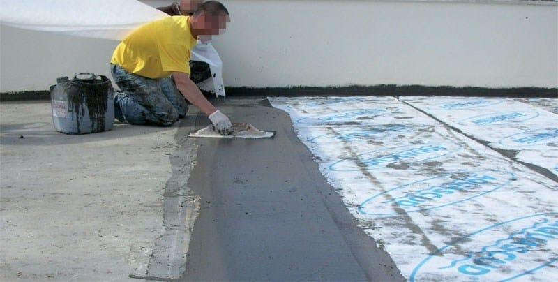 Prodotto impermeabilizzante a base cementizia aquascud - Prodotto impermeabilizzante per terrazzi ...
