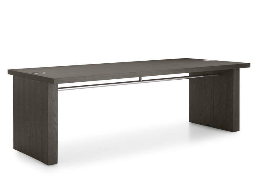 Rectangular executive desk AC EXECUTIVE | Office desk - B&B Italia Project, a brand of B&B Italia Spa
