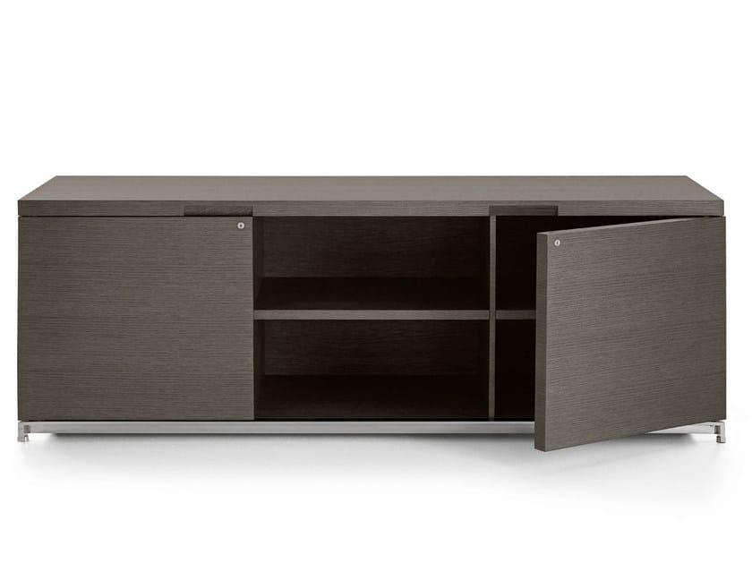 Low office storage unit with lock AC EXECUTIVE | Office storage unit - B&B Italia Project, a brand of B&B Italia Spa