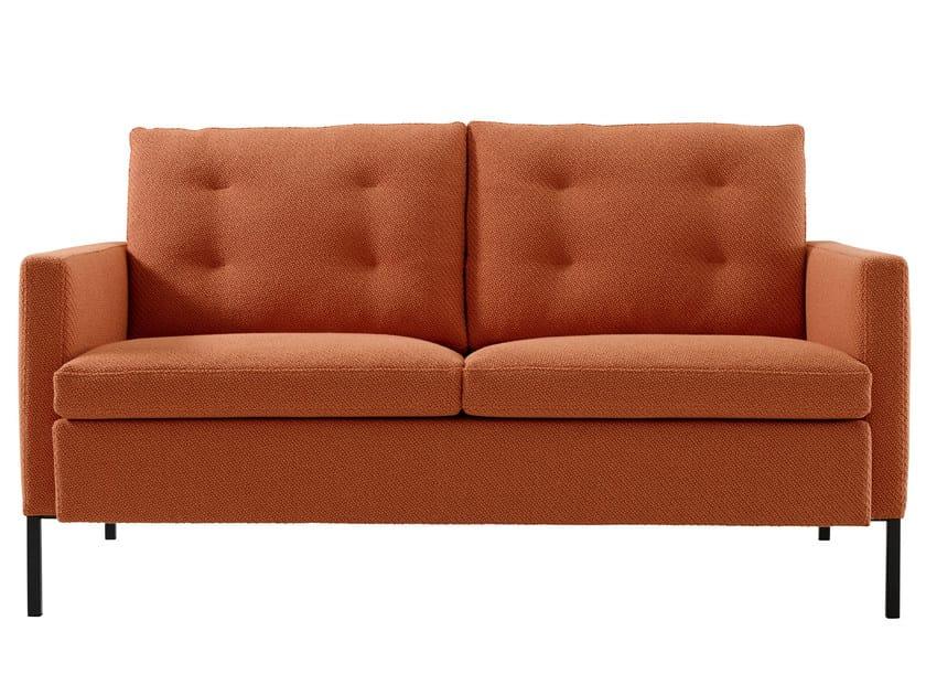 2 seater fabric sofa HUDSON | Fabric sofa - ROSET ITALIA