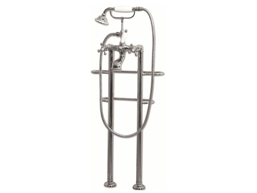 Bathtub tap with hand shower RV112 - BLEU PROVENCE