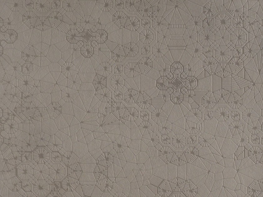 Indoor/outdoor porcelain stoneware wall/floor tiles DECHIRER (LA SUITE) NET CENERE - MUTINA