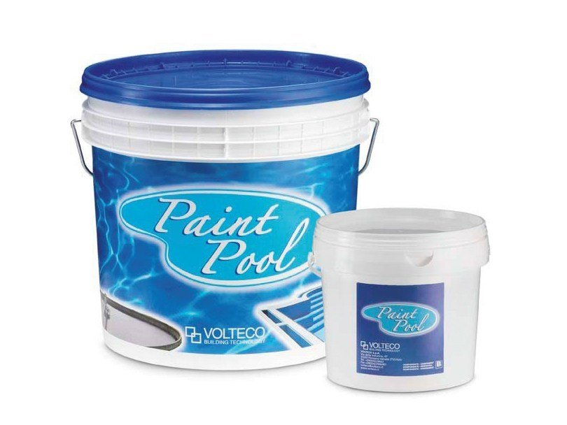Protective varnish PAINT POOL by Volteco