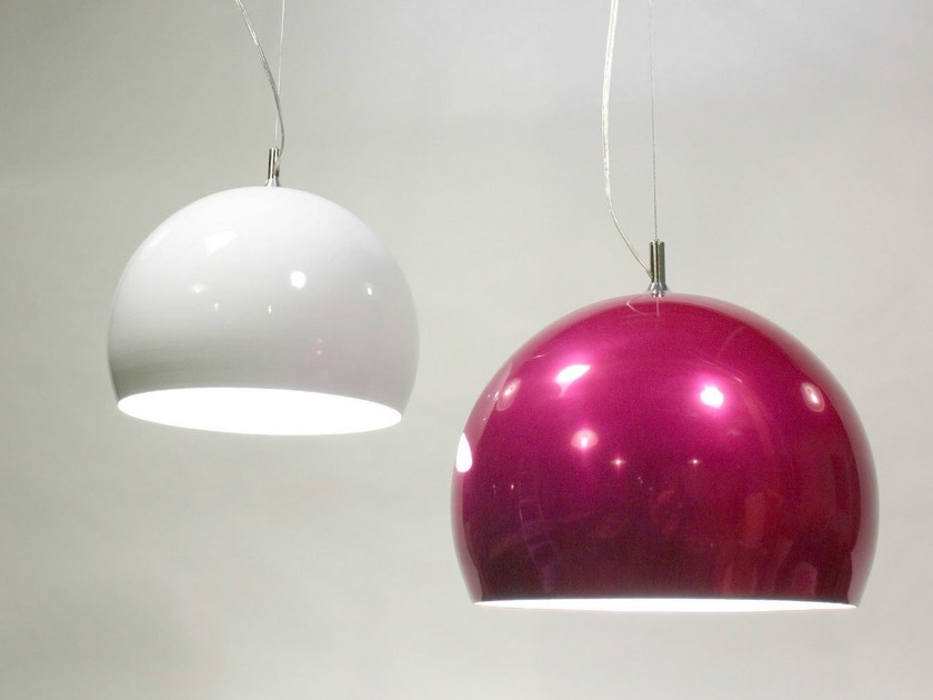 Pendant lamp SPIN by Lampa