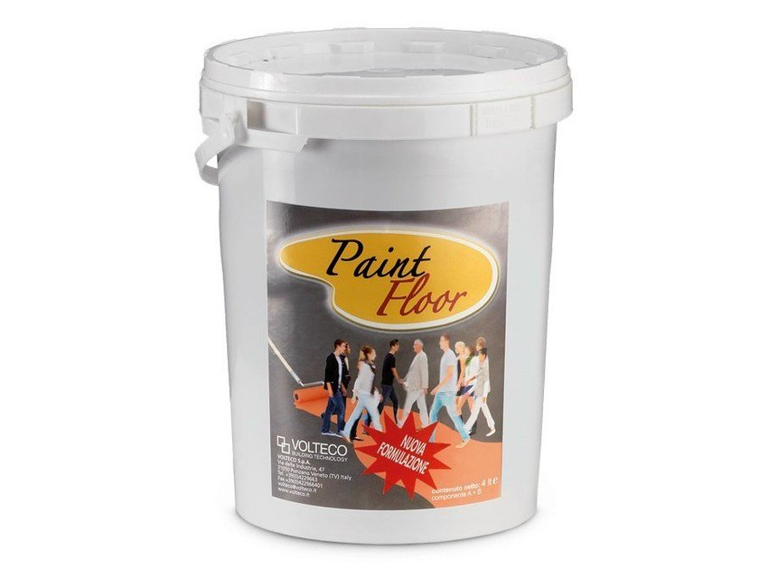 Protective varnish PAINT FLOOR by Volteco