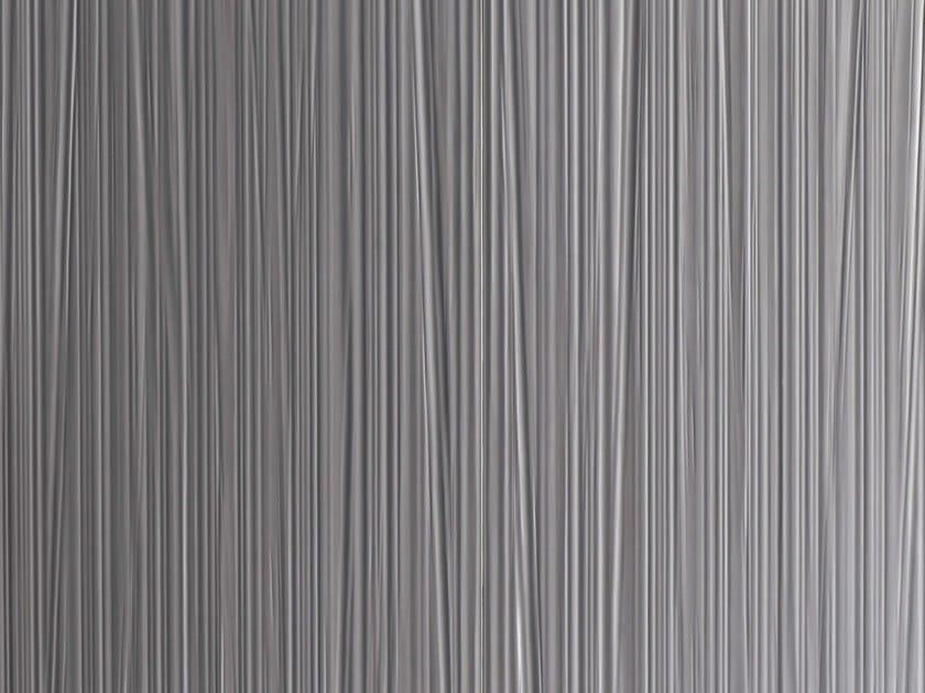 Indoor porcelain stoneware wall tiles TOILE SETA - MUTINA