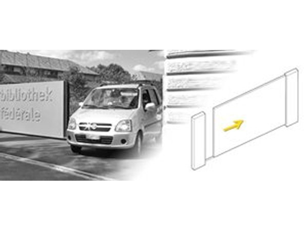 Automatic gate opener Drive system for outdoor swing-gates - Gilgen Door Systems