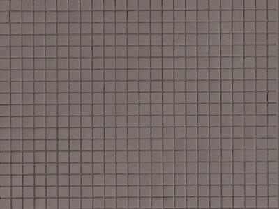 Porcelain stoneware mosaic TEKNOTESSERE CENERE - MUTINA