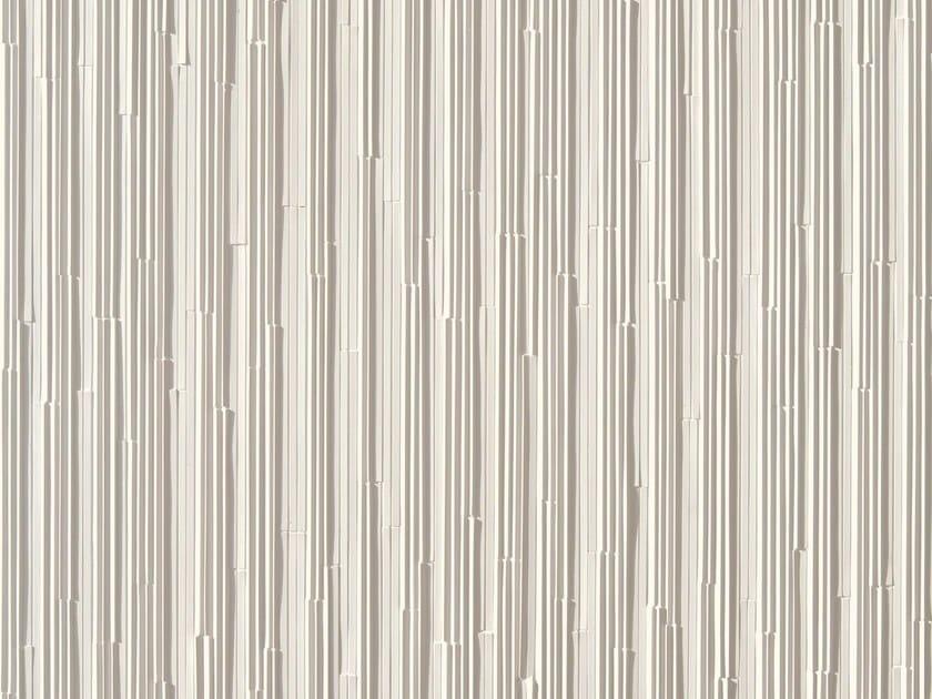 Porcelain stoneware wall tiles PHENOMENON RAIN BIANCO - MUTINA