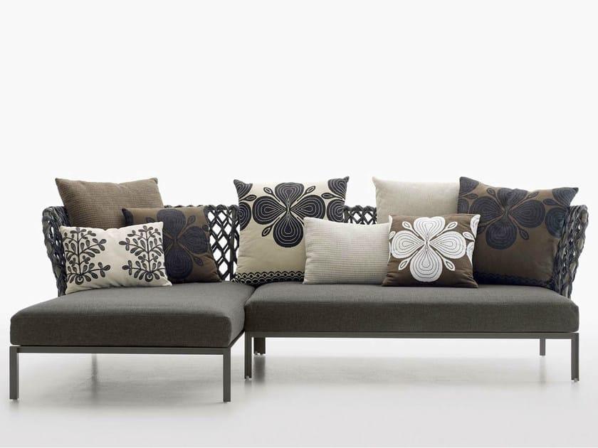 Divano angolare componibile ravel divano angolare b b - Divano componibile angolare ...