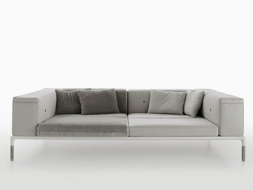 Fabric garden sofa SPRINGTIME | Garden sofa - B&B Italia Outdoor, a brand of B&B Italia Spa