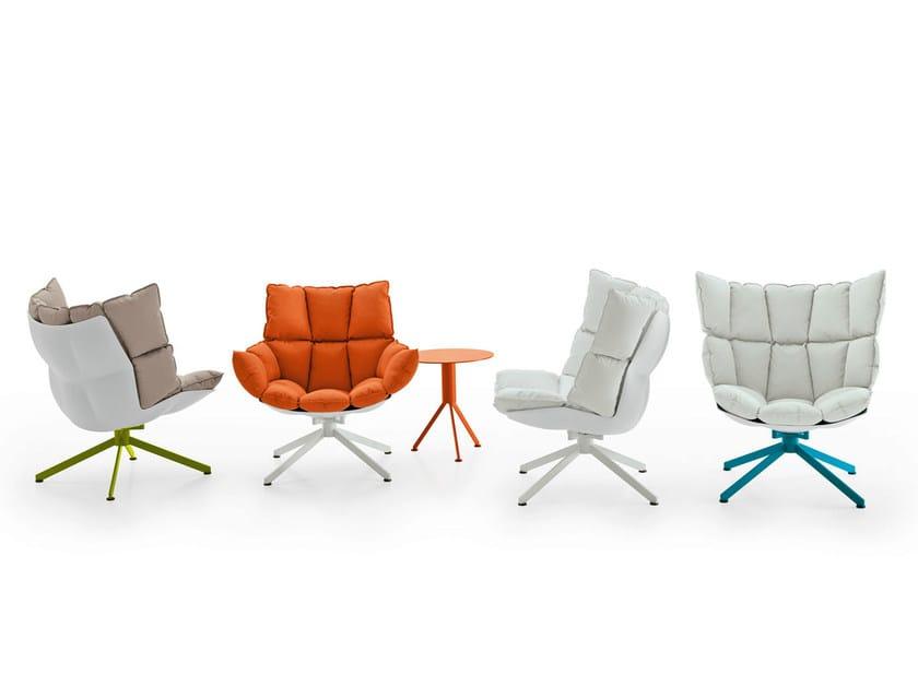HiREK® garden armchair HUSK OUTDOOR | Garden armchair by B&B Italia Outdoor