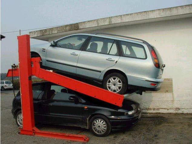 Automatic parking systems ACO-2i by CARMEC
