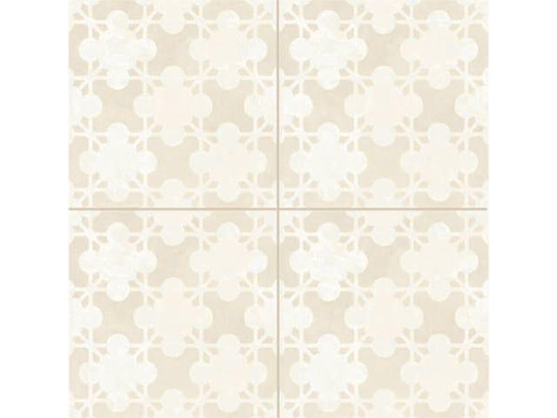 Glazed stoneware wall/floor tiles AZULEJ BIANCO ESTRELA - MUTINA