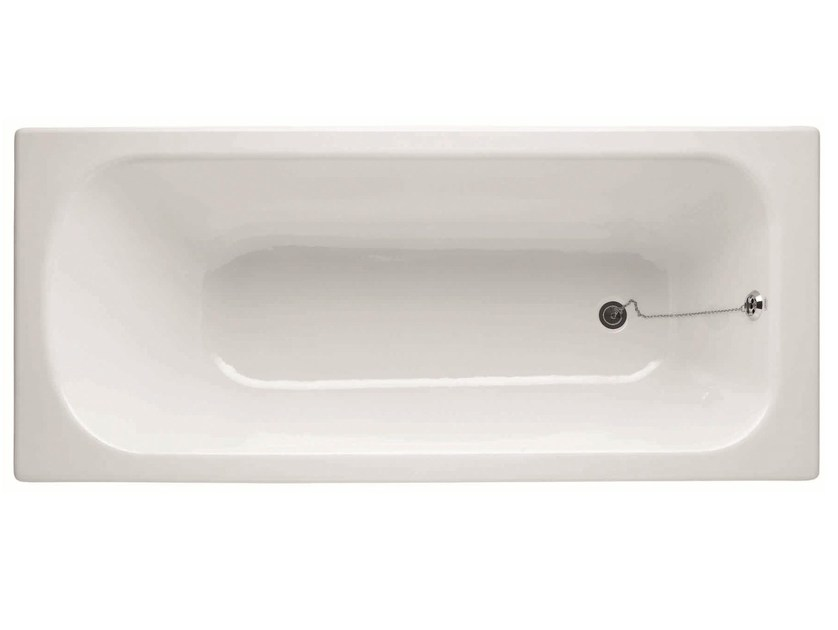 Built-in bathtub CLASSE - BLEU PROVENCE