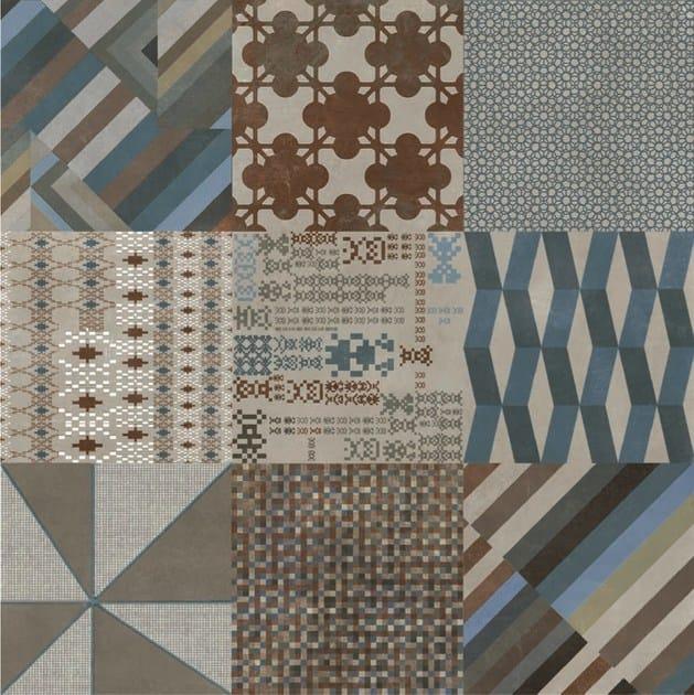 Pavimento rivestimento in gres porcellanato smaltato for Piani di coperta 20x20