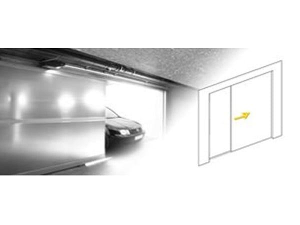 Drive mechanism for sliding doors Drive mechanisms for sliding doors - Gilgen Door Systems