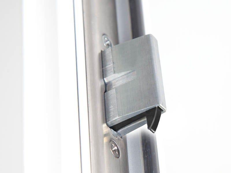 Stainless steel lock MULTITOP PRO - CISA